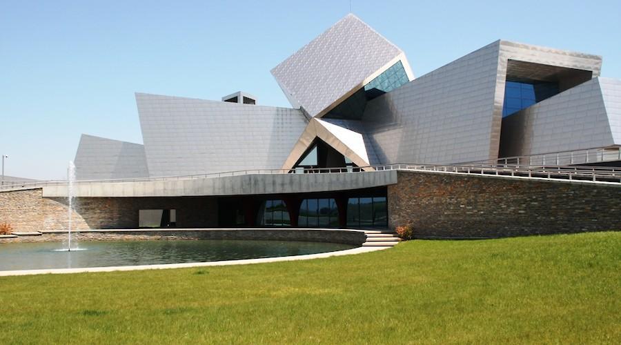 'Obra y Arquitectura del Vino'