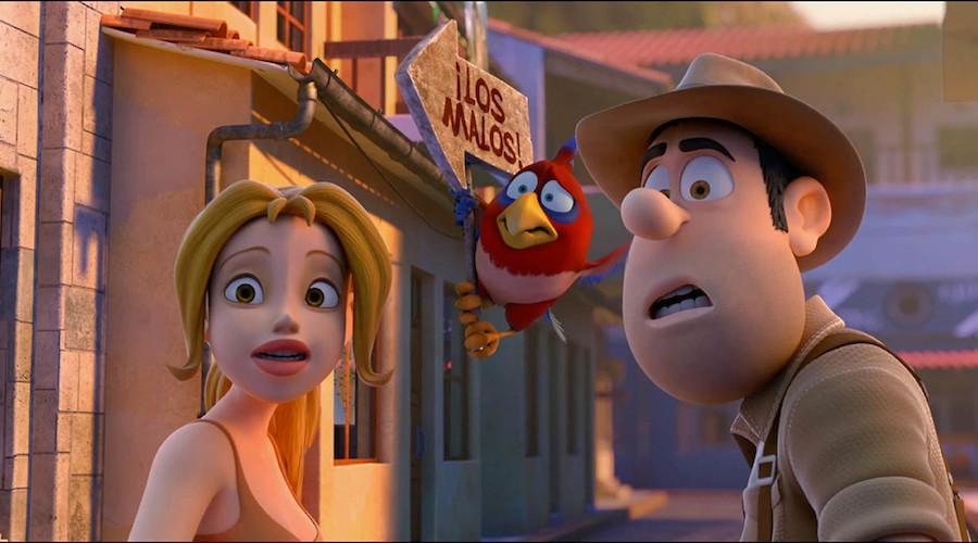 Animação recente: Cinema espanhol de animação