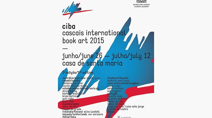Ciba – Cascais International Book Art 2015