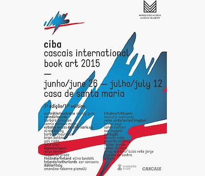 Ciba – Cascais International Book Art 2015