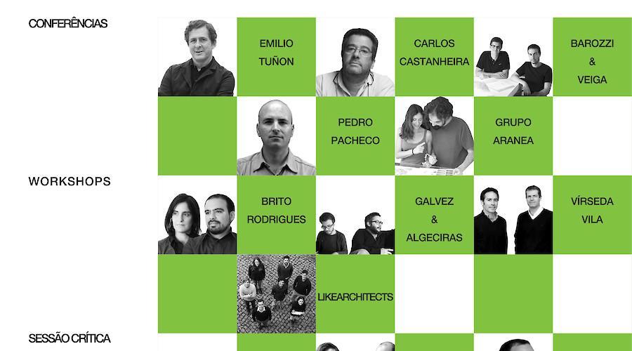 Seminário Fronteiras III: Ações em espaço patrimonial