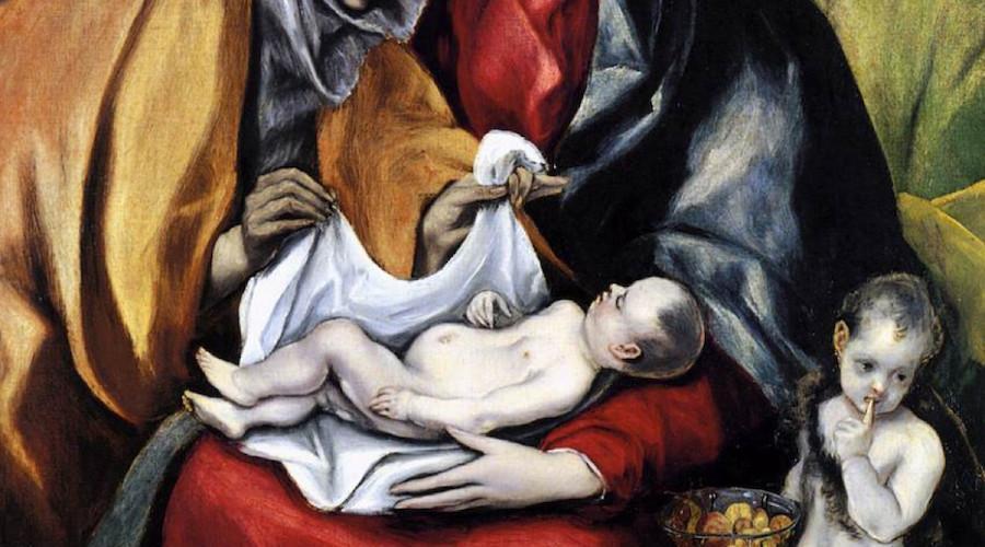 El Greco no Museu Nacional de Arte Antiga