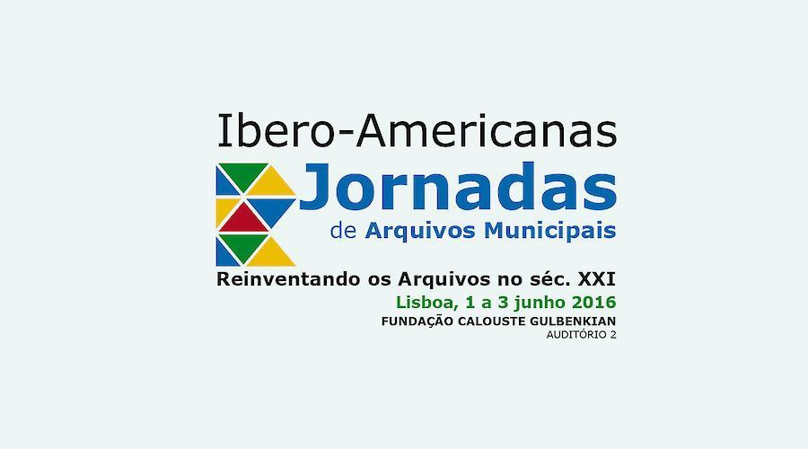 Jornadas Ibero-Americanas de Arquivos Municipais 2016
