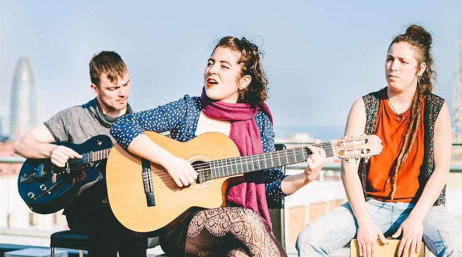 La Otra Trio em Coimbra