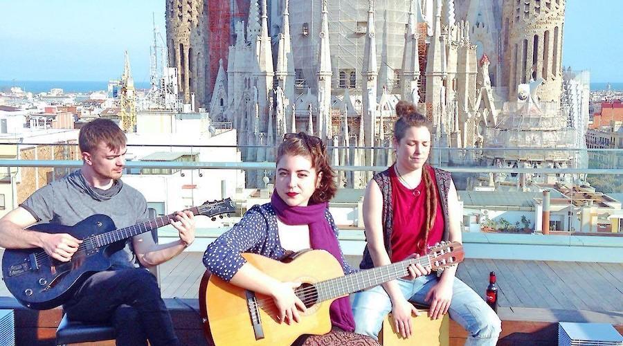 La Otra Trio em Braga