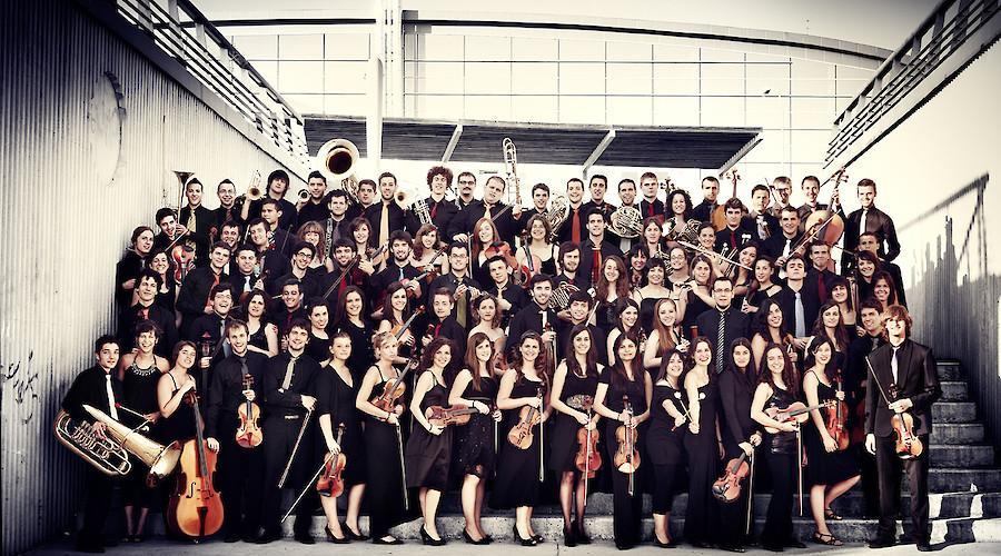 A Joven Orquesta Nacional de España em Évora