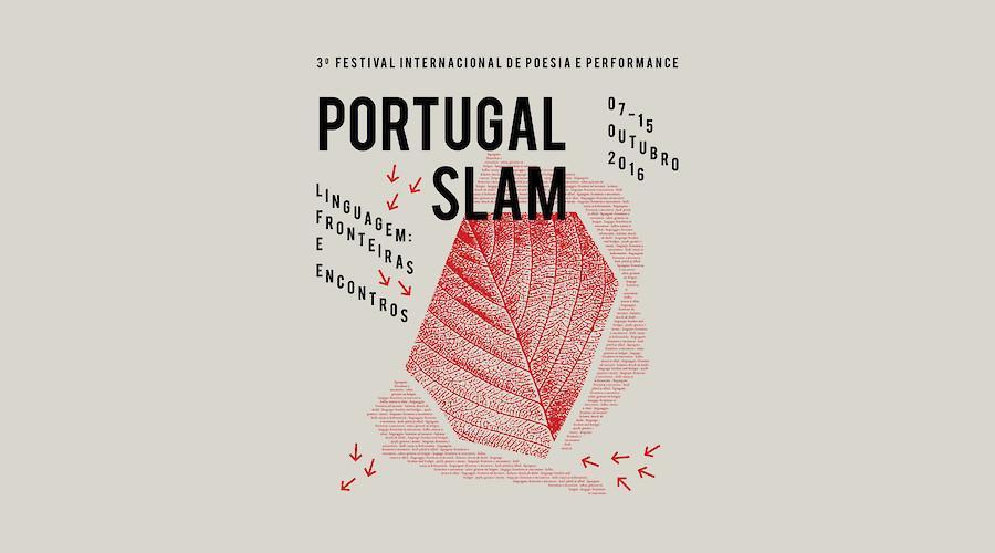 Portugal SLAM – 3º Festival Internacional de Poesia e Performance