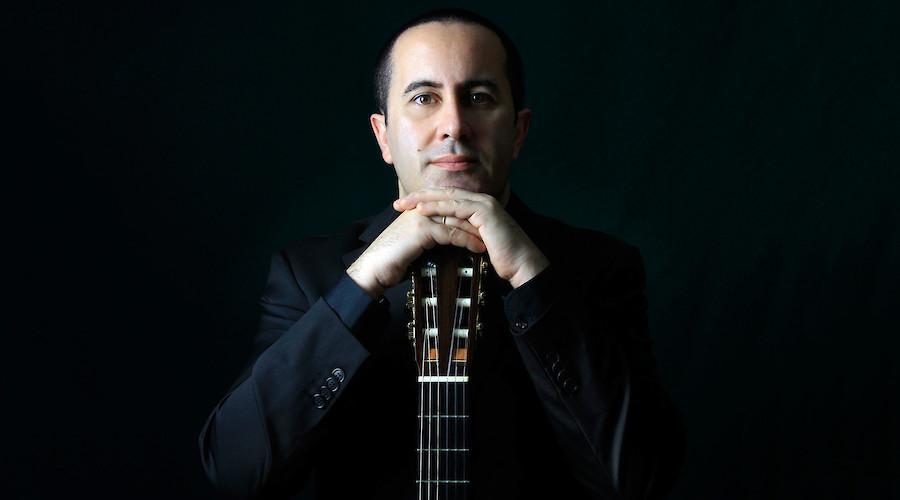 José Manuel Dapena em concerto