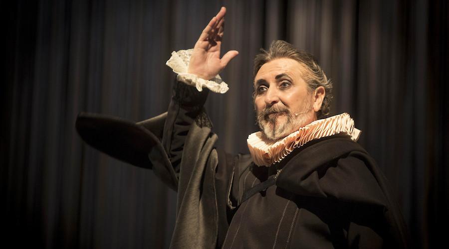 A outra mão de Cervantes em Braga