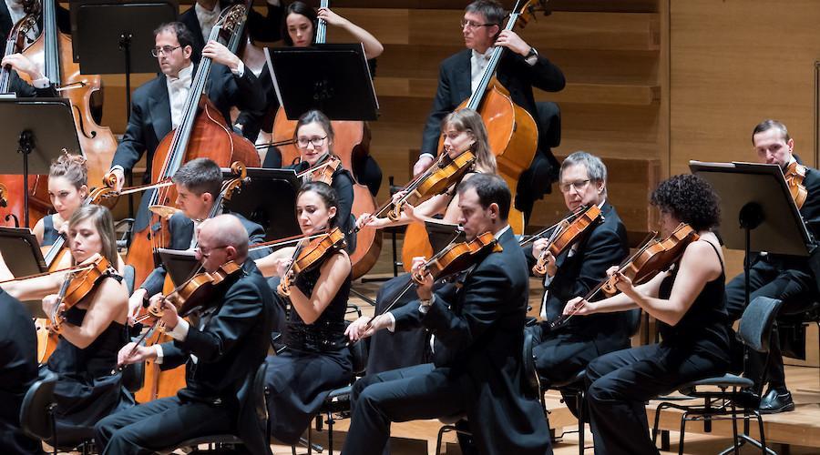 A Orquesta Sinfónica de Castilla y León em Lisboa