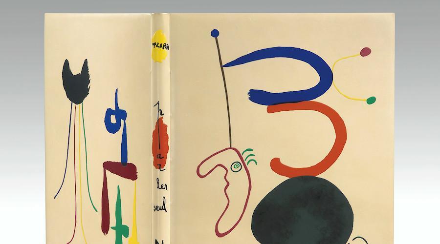 Formas Artísticas – Livros Ilustrados por Joan Miró
