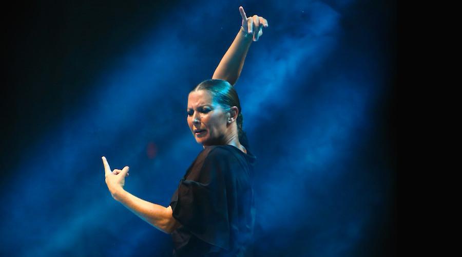 Sara Baras no Casino de Estoril