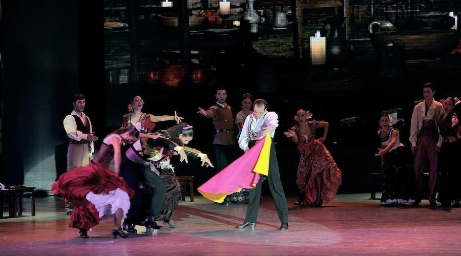Ballet Español de Murcia: Carmen em Figueira da Foz
