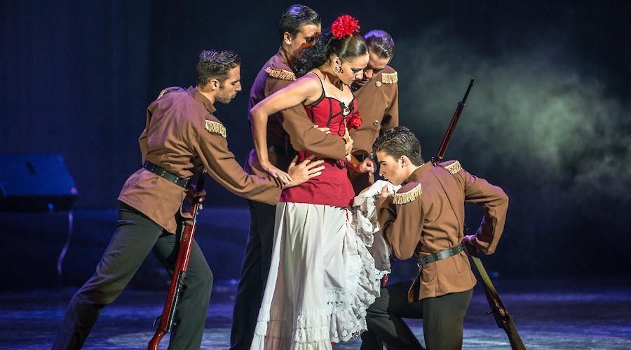 Ballet Español de Murcia: Carmen em Lisboa