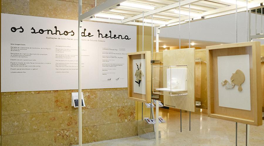 Isidro Ferrer: Os Sonhos de Helena