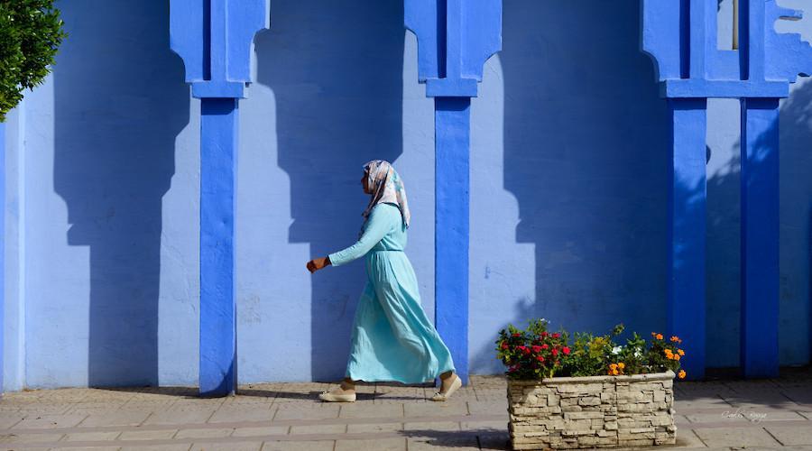 Chefchauen. La ciudad azul de Marruecos