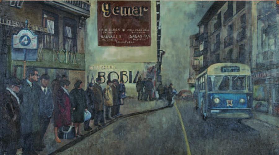 A poética entre abstração e figuração. Arte espanhola nos anos 50 e 60