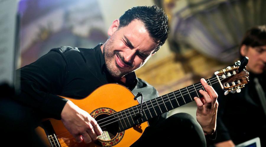 Carlos Piñana no Festival Internacional de Guitarra de Faro