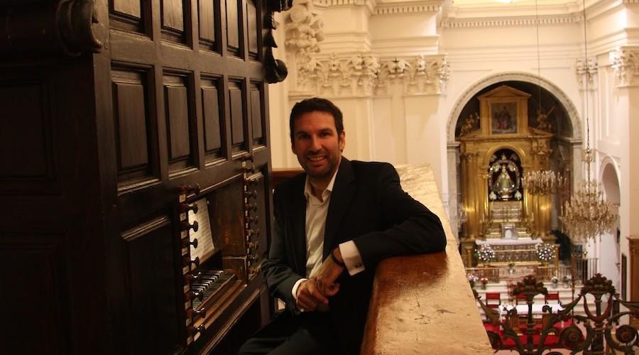 Arturo Barba e Sebastià Peris no VI Festival Internacional de Órgão de Braga