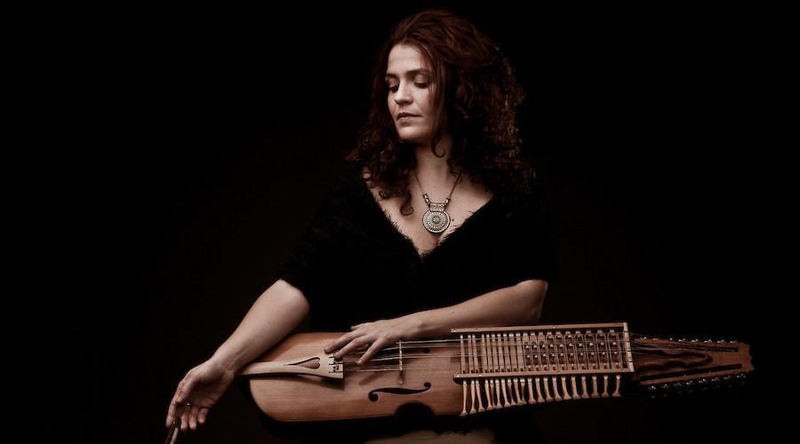 Ana Alcaide. Concerto de música sefardí