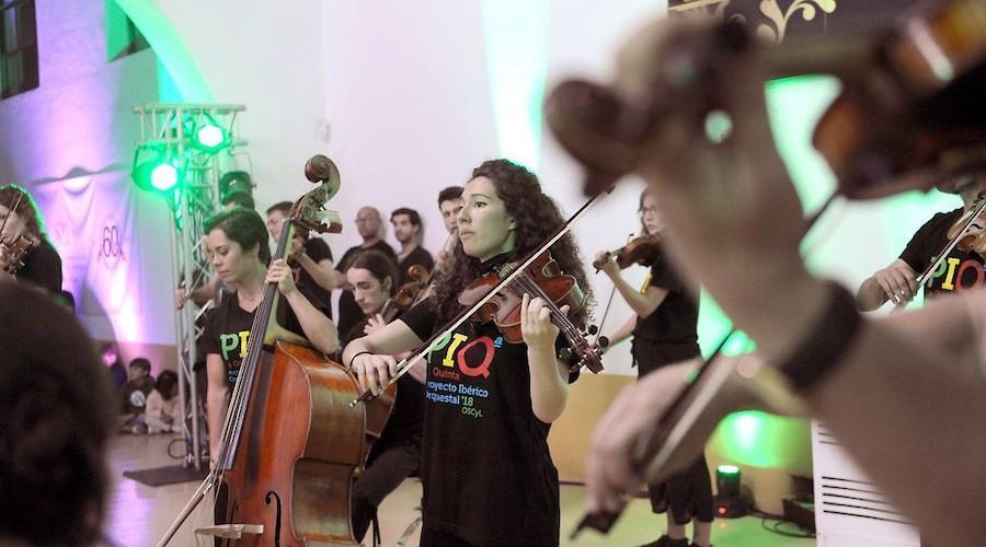 Projeto Ibérico Orquestral. Temporada Darcos em Lisboa