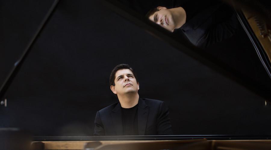 Javier Perianes no Festival Internacional de Música de Marvão