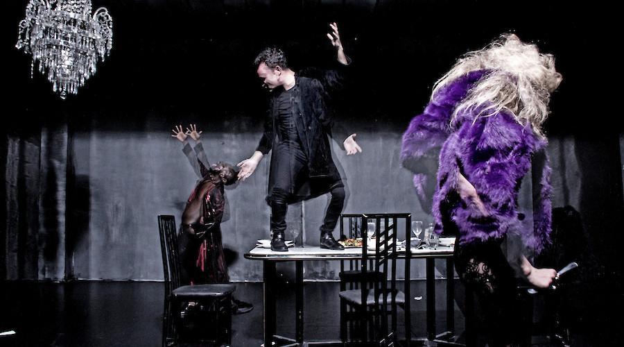 El Éxtasis de los Insaciables de Réplika Teatro