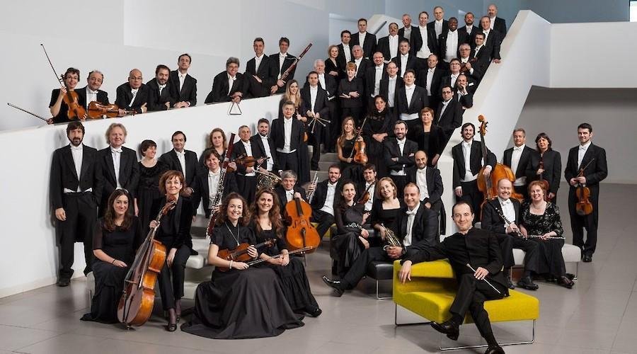 Orquestra Sinfónica do Principado das Astúrias em Caldas da Rainha