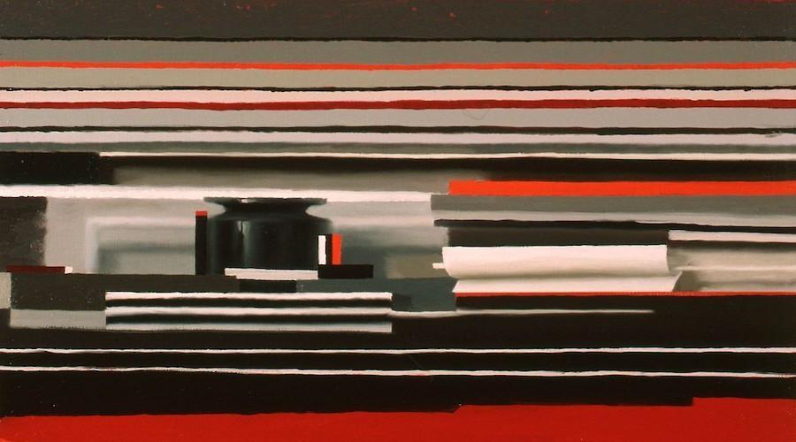 Pedro Morales y Javier Codesal: Estancias de la pintura. Calavera resumida