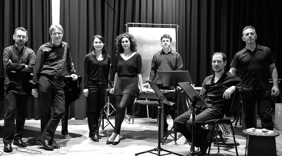 Vertixe Sonora Ensemble em Seia