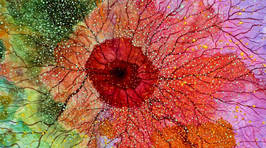 Flowers I & II de Manuel Valencia