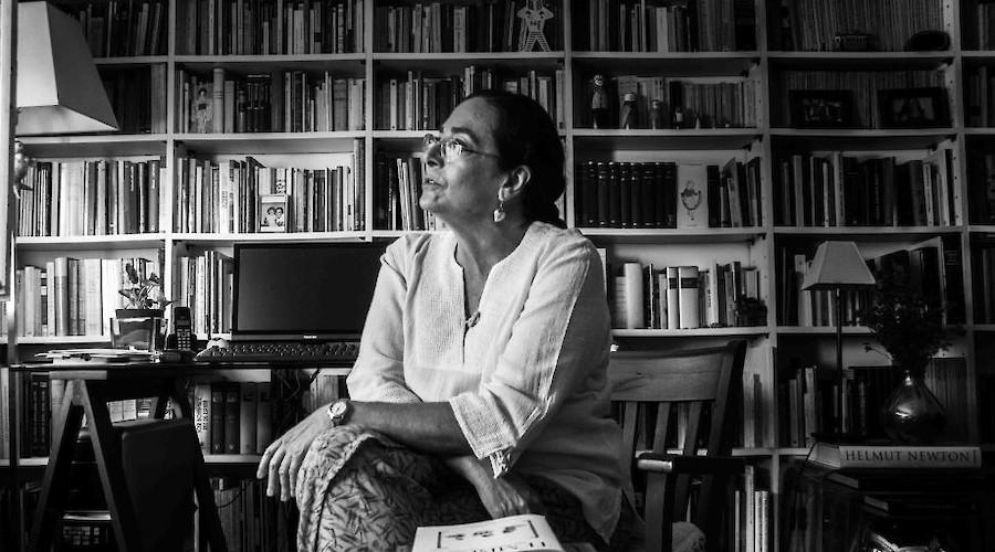Amalia Bautista no Centro Cultural de Belém em Lisboa