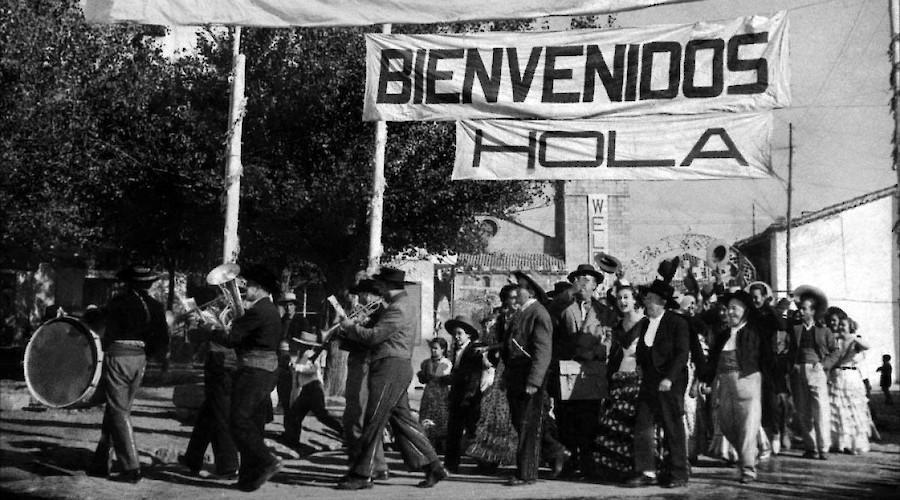 Clássicos contigo, cinema espanhol em branco e preto