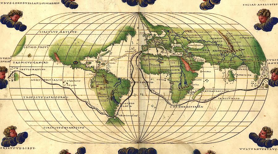 V Centenário da Primeira Circum-navegação ao Globo Magallães-Elcano