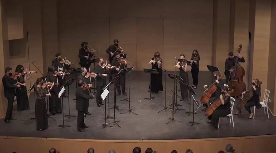 Madrid Soloists Chamber Orchestra em Torres Vedras
